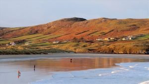 7 The Links Dunfanaghy Donegal - Killahoey beach