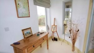 Seagrass Holiday Home Dunfanaghy - interior