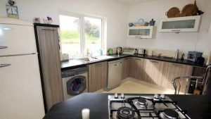 Seagrass Holiday Home Dunfanaghy - kitchen