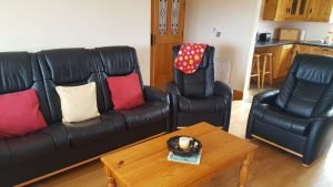 The Pines Holiday Home Dunfanaghy - living room