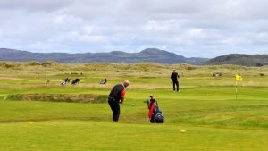 The Pines Holiday Home Dunfanaghy - golf nearby