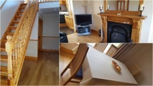 The Pines Holiday Home Dunfanaghy - interior