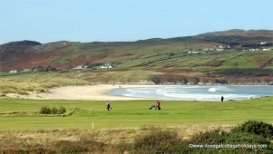 15 Rinn na Mara Dunfanaghy - overlooking golf club