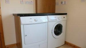 No.42 Oak Grove Dunfanaghy - utility room