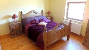 Horn Head Lodge - double bedroom