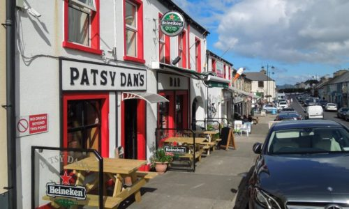 Patsy Dan's Dunfanaghy