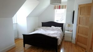 3 Rinn na Mhara Holiday Home Dunfanaghy - double bedroom