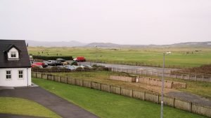 3 Rinn na Mhara Holiday Home Dunfanaghy - view to golf course